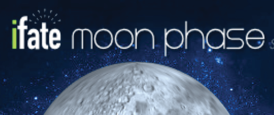 Moon Phase for Any Date