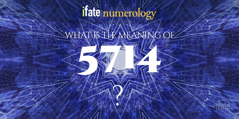 the number 5714 meaning