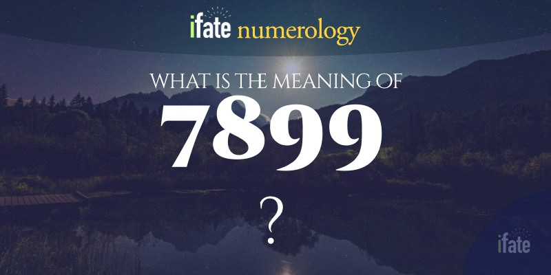 the number 7899 meaning