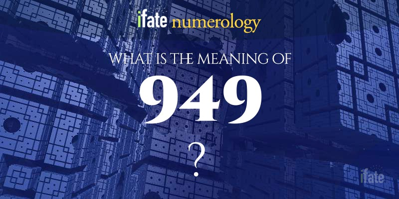 the number 949 meaning