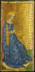 Queen of Spades visconti sforza