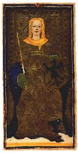 queen of spades tarot