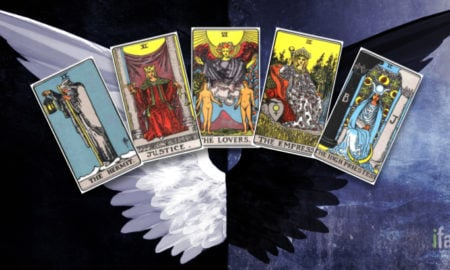 are tarot cards evil?