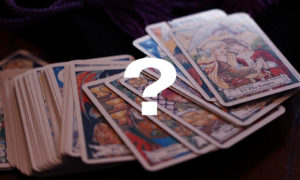number of cards in a tarot deck