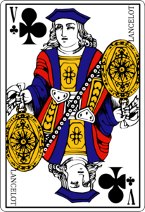 French Jack of Clubs