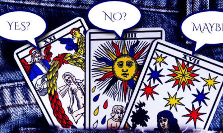 yes no list of every tarot card