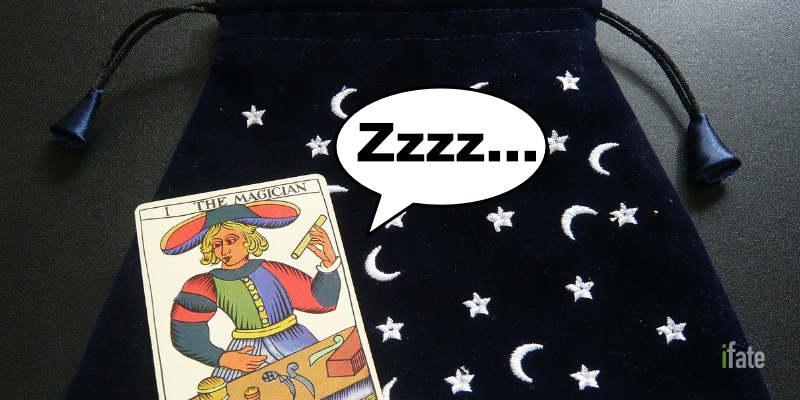 can tarot cards get tired?