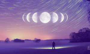 How many moon phases are there