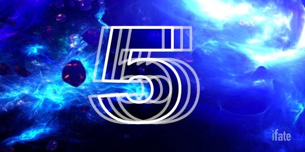 Numerology Number 5 Destiny