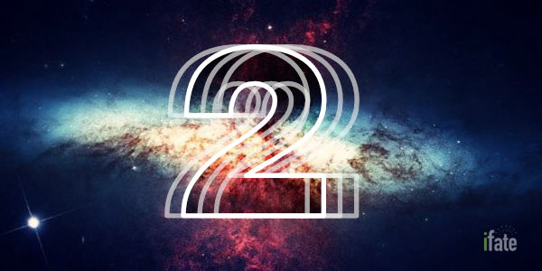 numerology destiny number two