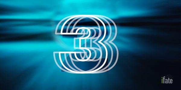 numerology number 3 inner dream