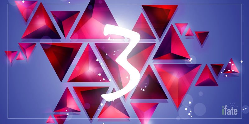 Numerology Number 3 Meaning