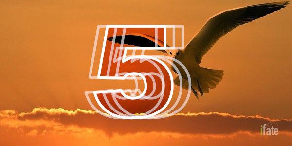 Numerology Soul Urge Number 5