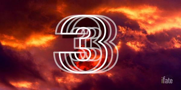 numerology soul urge number 3