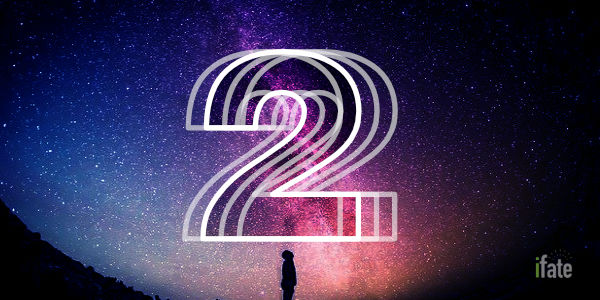 numerology number 2: Soul Urge
