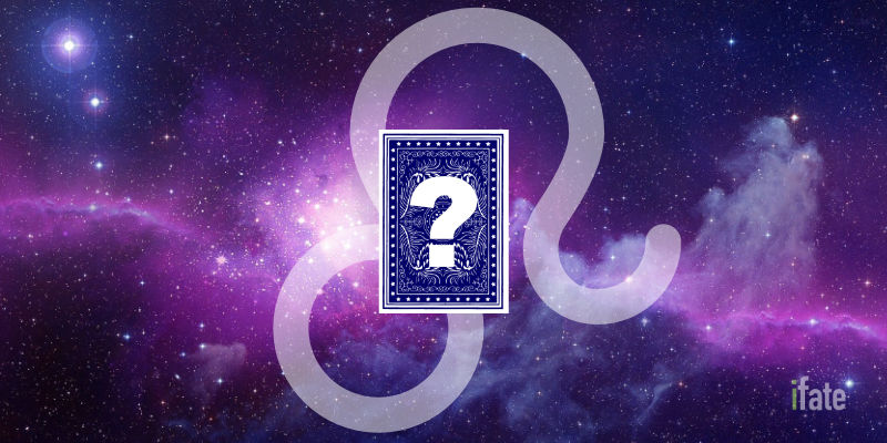 What tarot card is leo?