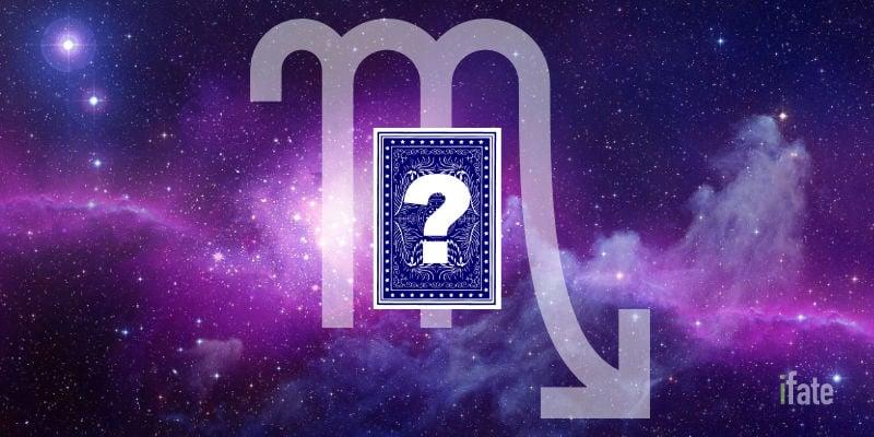 what tarot card is scorpio?