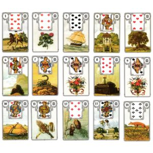 Petit Lenormand Cards