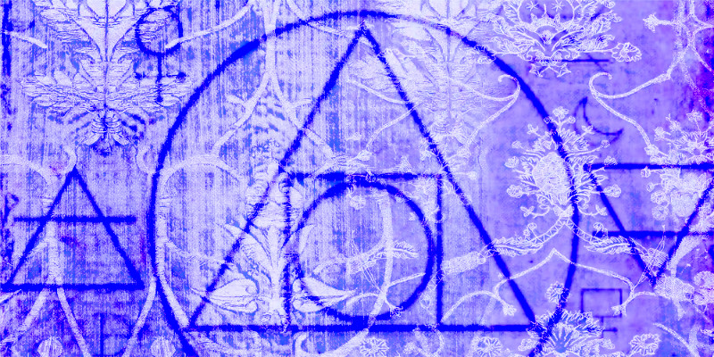 Major arcana correspondences in tarot