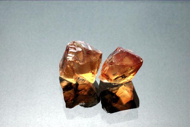 Citrine healing crystals