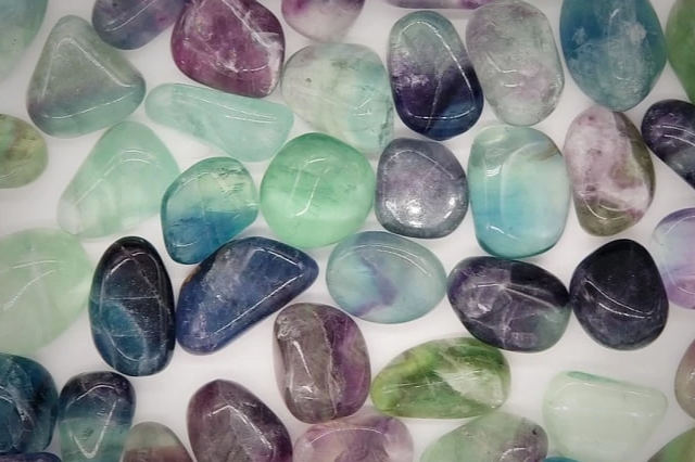 flourite healing crystals