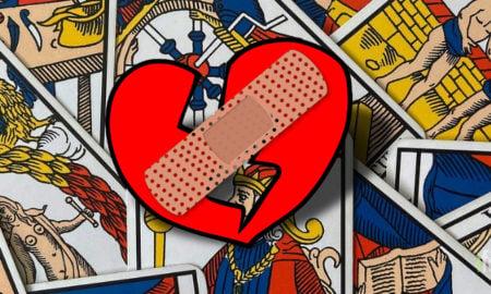 Tarot spreads for breakup