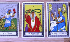 what age to start tarot cards